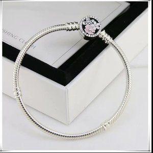 Authentic Pandora Fashion Sterling Silver Bracelet